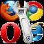 Защита и восстановление браузера